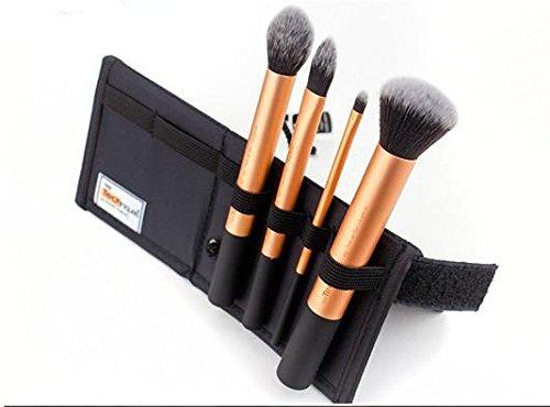Lot de 4 pinceaux de maquillage de marque avec boîte originale