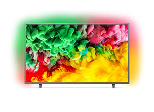 Philips 50PUS6703/12 126cm (50 Zoll) LED Fernseher (4K Ultra HD, Triple Tuner, Smart TV)