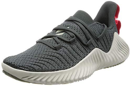 scarpe da ginnastica uomo silver adidas Alphabounce Trainer M