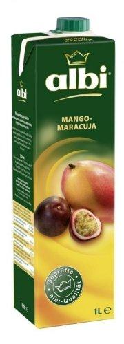 albi Mango-Maracuja-Nektar 6x1l EW VPE
