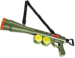 Paws & Pals BazooK-9 Tennis Ball Launcher Gun