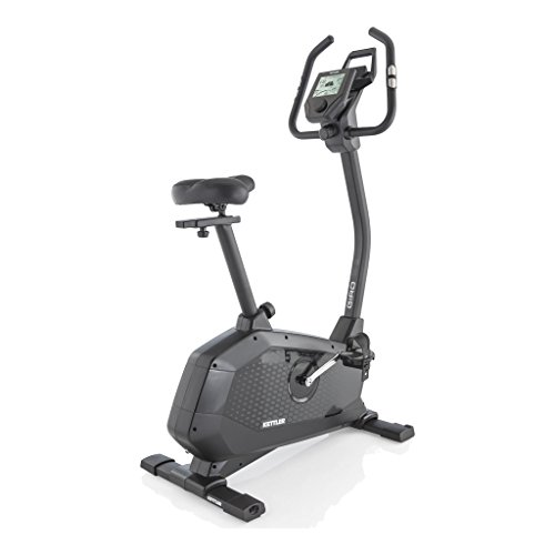 KETTLER - GIRO S3 BLACK - Vélo d'appartement + récepteur wireless