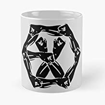 Exo L Stickers T Shirt Baekhyun - Best Gift Ceramic Coffee Mugs