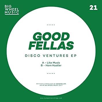 Disco Ventures EP