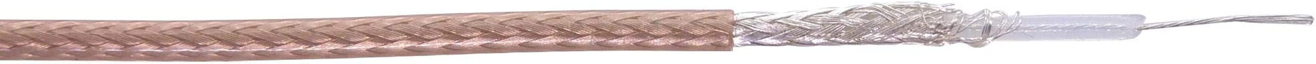 M17/113-RG316 - COAX CABLE, RG316, FEP, 100M (M17/113-RG316)