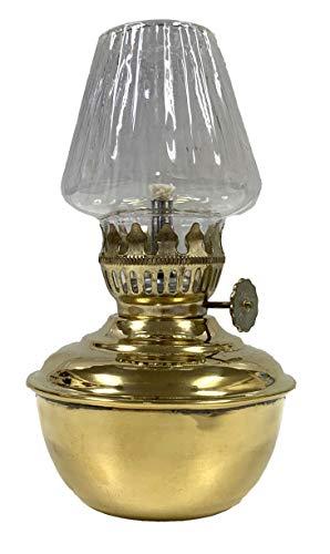 テーブル真鍮ランプ (ケリー×ゼリー(クリア))