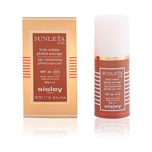 Sisley Sunleya G.E. Visage SPF 30 unisex, Anti-Aging Sonenpflege 50 ml, 1er Pack (1 x 0.12 kg)