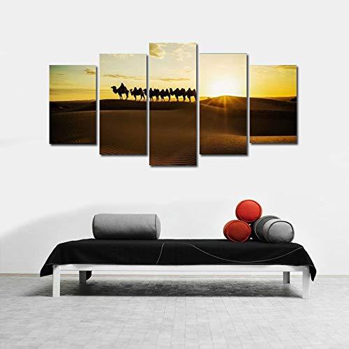 JZXJZX Schilderij op doek, olieverfschilderij, decoratief, Aerosol HD