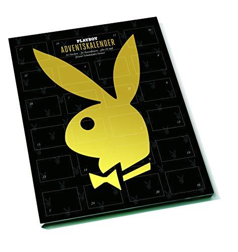 Playboy Schokoladen-Adventskalender mit Heft 11/2020, 192 g