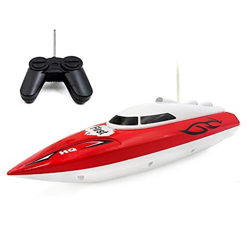 AFYH Remoto Barcos, Barcos de radiocontrol 4CH 10KM / H Navegación eléctrica...