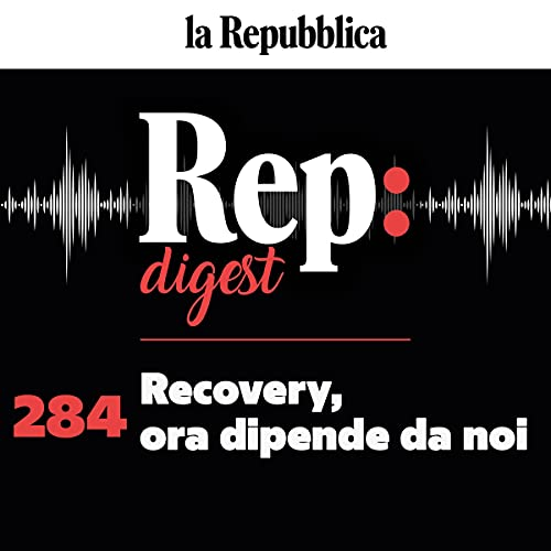 Recovery, ora dipende da noi copertina