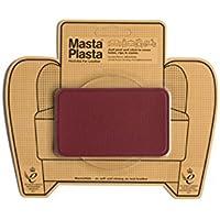 MastaPlasta - Parches autoadhesivos para reparación de Cuero y Otros Tejidos. Rojo. Elije el tamaño y el diseño. Primeros Auxilios para sofás, Asientos de Coche, Bolsos, Chaquetas