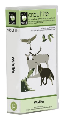 Cricut Lite Cartridge Wildlife