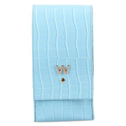 Westies ACTAMESISWE BLUE Bolsa MOBILE CASE para Dama, Azul