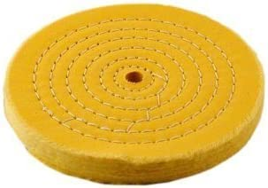 2 Pack \ Treated Buffing Wheel 6 \ 50-Ply