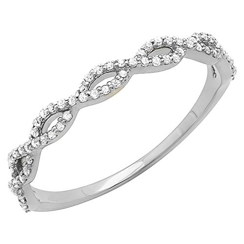 Top diamond anniversary band white gold for 2020