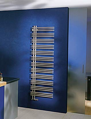Zehnder Design Radiatore Yucca YAD-130-050 1304x64x478, radiatori da Bagno: Bianco RAL 9016 - ZY400348B100000