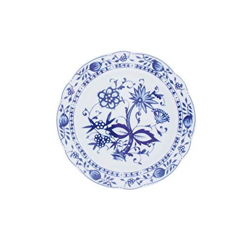 Kahla 173404m72067u–Aktion Frühstücksteller ROSSELLA Zwiebelmuster 21cm (H. Nr.)
