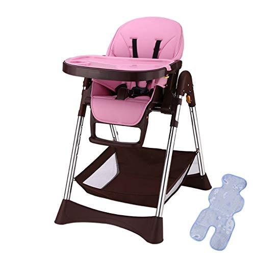 Jiamuxiangsi- Booster Seat Babystoel Opvouwbare Draagbare Kinderstoel Baby Eet Tafelzitje - Babystoel
