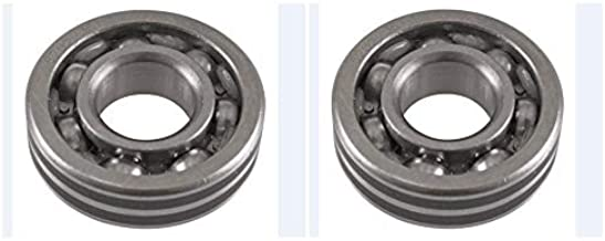 SPERTEK Crankshaft Bearing Set of 2 for Stihl TS410,TS420 Cutquik Saws-Rep 9503 003 0351 Cut-Off Concrete