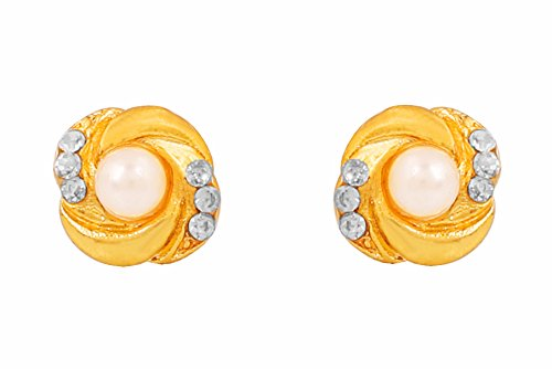Touchstone Artistic Designer Pewter Earring For Women