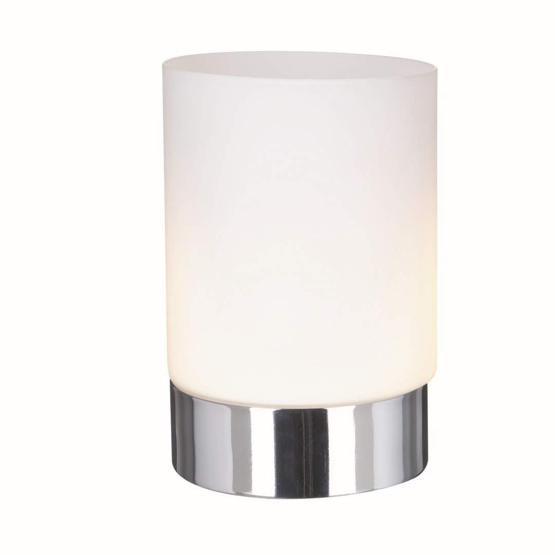 Moderna Lámpara de mesa con regulador de intensidad táctil ...