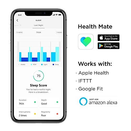 Withings/Nokia Sleep – Schlafsensor & Smart Home Pad - 2