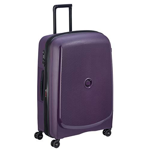 DELSEY Paris Belmont Plus Maleta, 76 cm, 102,2 litros, Purpura