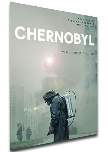 Instabuy Poster - Playbill - TV Series - Chernobyl Manifesto...