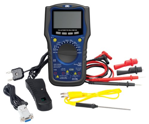 %20 OFF! OTC 3980 750 Series Automotive Multimeter