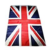 High Quality Packaging, Lovely Union Jack Flag Souvenir! Double stitched 2 FEET x 3 FEET 2'x3' 60cm x 90cm With Eyelets! Souvenir / Speicher / Memoria! A Stylish, Versatile Collectible British Flag! Perfect for Outdoor and Indoor Use! A Memorable and Stylish British Souvenir! Drapeau / Flagge / Bandierailla / Bandera!