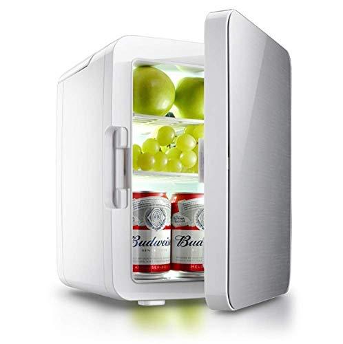 LXYZ 10L tragbare Gefriertruhe Autokühlschränke Spiegeltür Erdbebenbeständigkeit Absturzsicherung Doppelte abnehmbare Platine 110V oder 220V / 12V