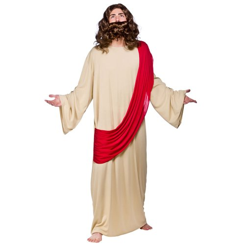 Jesus - Adult Costume Men: STANDARD