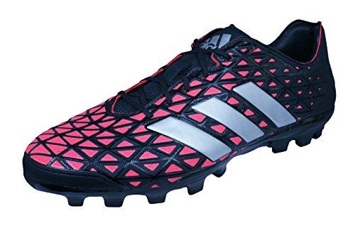adidas Kakari Light AG, Zapatillas de Rugby para Hombre, Negro (Negro (Negbas/Plamet/Rojimp), 48 2/3 EU
