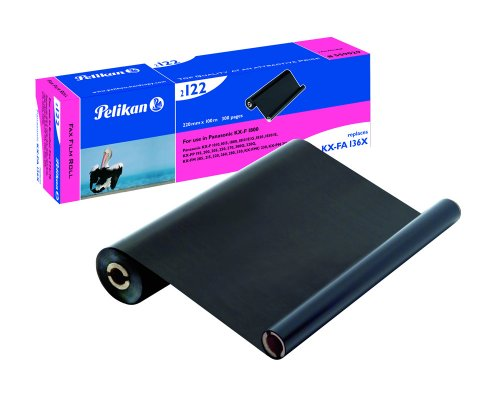 Pelikan Thermotransfer-Roll for Panasonic KX- F1810/1820/1830 - Rodillo de Transferencia para impresoras (Transferencia térmica, 368 g)