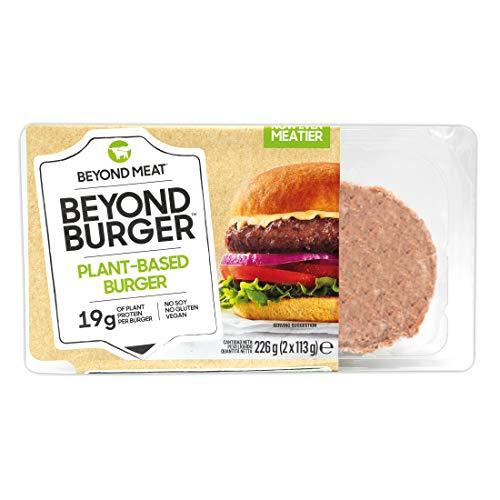 4 The Beyond Burger (Beyond Meat)