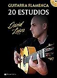 Guitarra flamenca. 20 estudios. Spartito. Con CD-Audio (Didattica musicali)