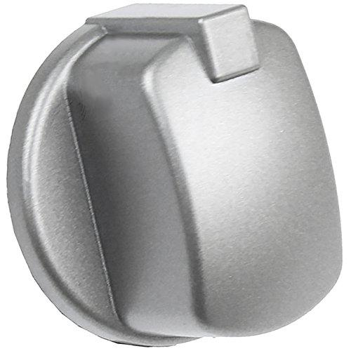 Spares2go - Pomello interruttore per forno e fornello Indesit (argento/inox)