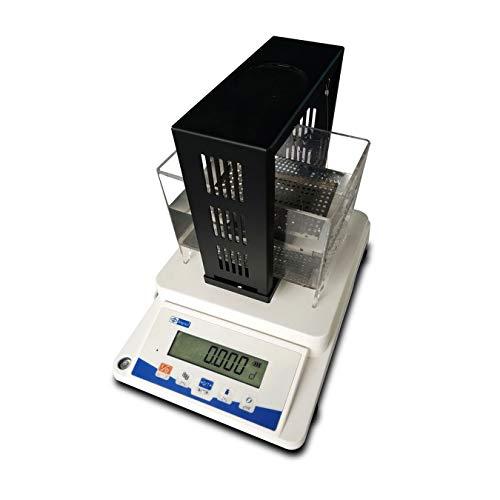 610g / 0.01g Densidad electrónico automático Gravedad Laboratorio Equilibrio Equilibrio Meter Densímetro Gravímetro Escala multifunción