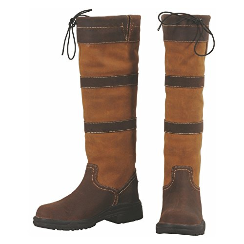 TuffRider Children's Lexington Waterproof Tall Country Boots