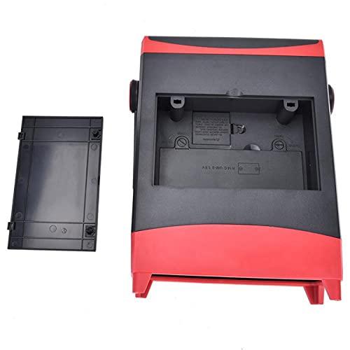 Astibym Pantalla LCD multímetro de Rango Manual para Pruebas(European regulations, Transl)