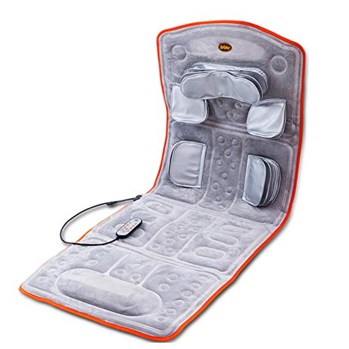 Full Body Massage Cushion, 5 Groups of Heating 25 Magnets LED Display, Foldable Body Massage, The Best Gift for Parents