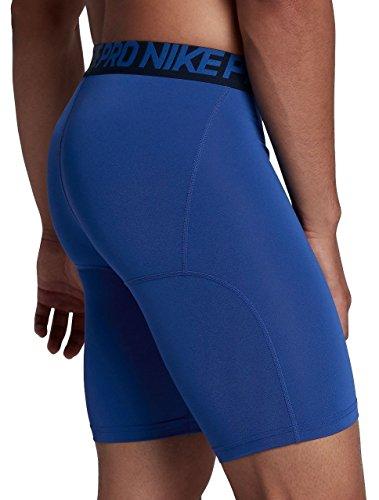 Nike Herren Pro Trainingsshorts, blau (Game Royal/Obsidian/Black), S - 2
