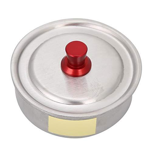 Cuque Olla de Limpieza de Movimiento de Reloj con Tapa Mantenimiento de Movimiento de Reloj, 2 Piezas de Limpieza de Movimiento de Reloj Ligero, para Fabricantes de Relojes, Trabajadores de