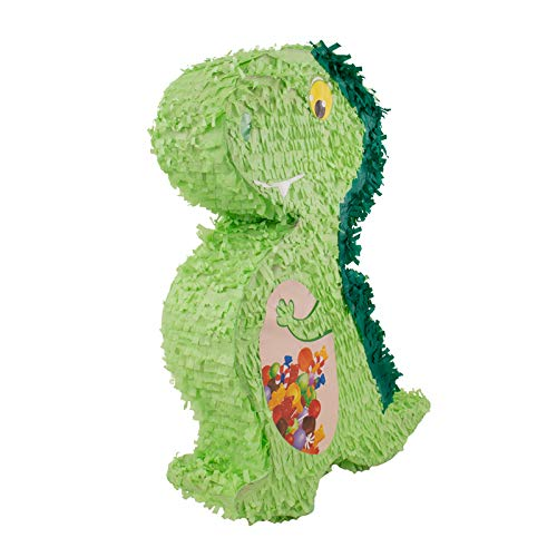 Pignatta a forma di dinosauro - 55 cm