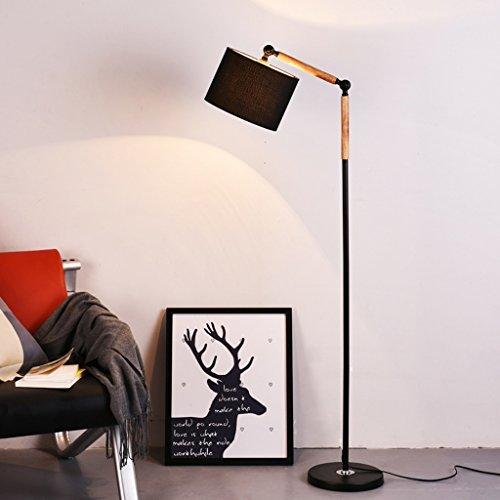 Stehende Stehlampen Nordic Wohnzimmer Stehleuchte Kreative Stehlampe Einfache Stehleuchte Schlafzimmer Vertikal Helle Modern Lernen Stehlampe Moderne Rocker Vertikal Tischlampe Stehleuchten