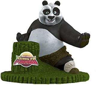 Party America Kung Fu Panda Candle Holder