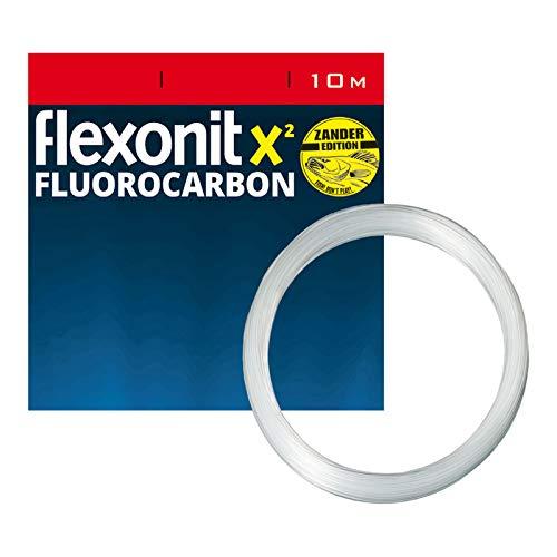 Carbon Vorf/ächer Jenzi Fluoro L/änge 30 cm