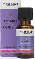 Ethically Harvested Lavender pure essential oil 20 ml - 100 Percent Lavandula Angustifolia Sharp sweet freshness mixed with softer floral notes, and a hint of warm spice that soothes anxiety, improves relaxation and helps sleep - blends well with Lem...