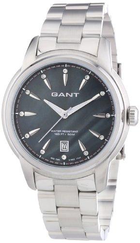 Gant analogico Quarzo Orologio da Polso W70421_GREY METAL
